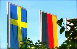 """Inbjudan till """"svenska"""" träffar."""